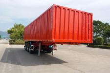 福狮8.3米33吨3轴厢式运输半挂车(LFS9406XXY)