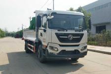 國六東風天錦自卸式垃圾車