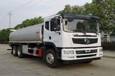 国六东风T5后八轮供液车13607286060