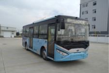 8.1米|14-27座中宜纯电动城市客车(JYK6807GBEV3)