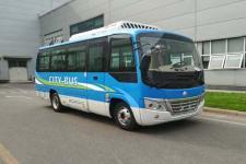 6.6米|10-24座豪沃纯电动城市客车(ZZ6661GBEVQ)