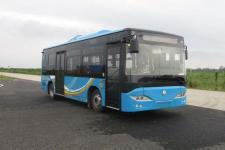 8.1米|13-24座豪沃纯电动城市客车(ZZ6806GBEVQ7)