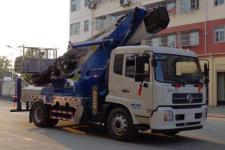 国六东风天锦32米高空作业车