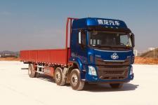 乘龙国六前四后四货车239马力14900吨(LZ1253H5CC1)