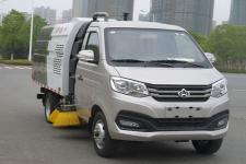 新东日牌YZR5030TSLSC6型扫路车