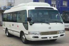6米 10-19座金旅纯电动客车(XML6601JEVY01)