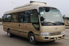 7米 10-23座金旅纯电动客车(XML6700JEVY0)
