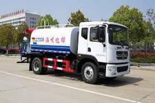 國六東風D9綠化噴灑車