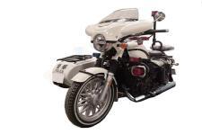 杰迪牌JD650BJ型边三轮摩托车图片