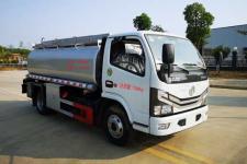 国六东风多利卡5方普通液体运输车  13607286060