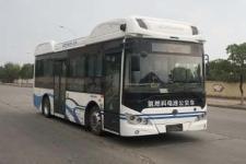 8.5米紫象燃料电池城市客车