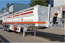 安瑞科12.4米3.3吨3轴高压气体运输半挂车(HGJ9362GGQ)