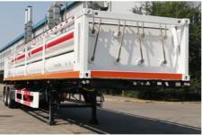 安瑞科12.4米3.3吨2轴高压气体运输半挂车(HGJ9350GGQ)