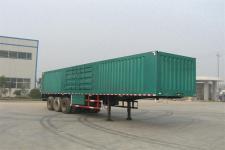 华宇达12米31吨厢式运输半挂车图片