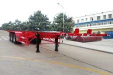 金皖12.5米33.5吨3轴集装箱运输半挂车(LXQ9401TJZ)