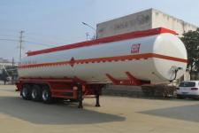 醒獅12.1米33噸3軸易燃液體罐式運輸半掛車(SLS9408GRY)