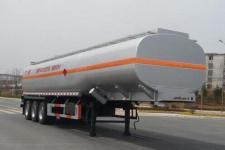 特运11.8米31吨3轴易燃液体罐式运输半挂车(DTA9402GRY)