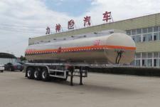 醒獅11.2米33噸3軸易燃液體罐式運輸半掛車(SLS9408GRYA)