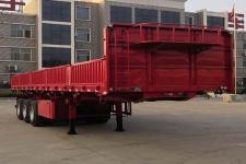 斯派菲勒10.5米33吨3轴自卸半挂车(GJC9402ZZX)