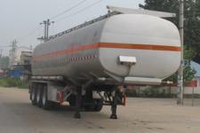 程力威11.3米29.8吨3轴运油半挂车(CLW9407GYY)