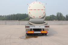 綠葉牌JYJ9400GFL型低密度粉粒物料運輸半掛車圖片
