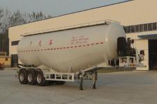 华鲁业兴11.4米29.3吨3轴下灰半挂车(HYX9401GXH)