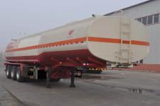 旗林11.3米30.5吨3轴易燃液体罐式运输半挂车(QLG9404GRYA)