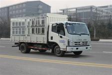 时代汽车国五单桥仓栅式运输车102-212马力5吨以下(BJ5043CCY-J7)
