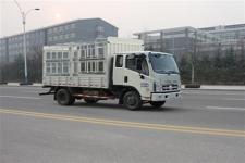 时代汽车国五单桥仓栅式运输车102-212马力5吨以下(BJ5043CCY-P7)