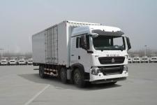 重汽豪沃(HOWO)国五前四后四厢式运输车239-458马力10-15吨(ZZ5257XXYM56CGE1)