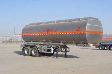 昌骅9.5米29.7吨2轴铝合金运油半挂车(HCH9350GYY)