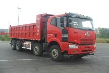 解放前四后八平頭柴油自卸車國五350馬力(CA3310P66K2L3T4AE5)