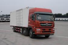 斯达-斯太尔牌ZZ5253XXYM56CGE1型厢式运输车(ZZ5253XXYM56CGE1厢式运输车)图片