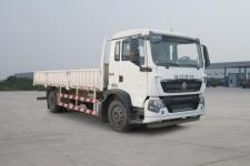豪沃国五单桥货车160马力9925吨(ZZ1167K501GE1B)