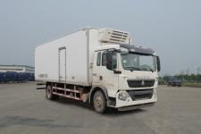 豪沃牌ZZ5167XLCK501GE1型冷藏车