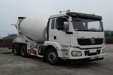 陕汽牌SX5250GJBMB324型混凝土搅拌运输车