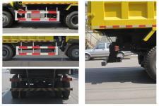 斯达-斯太尔牌ZZ3161M471GE1型自卸汽车图片