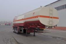 旗林11.3米30.7吨3轴运油半挂车(QLG9400GYY)