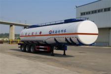 黄海牌DD9409GRY型易燃液体罐式运输半挂车图片