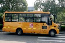 海格牌KLQ6756XQE5D型中小学生专用校车图片2