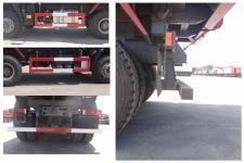 斯達-斯太爾后雙橋,后八輪自卸車國五310馬力(ZZ3251N444GE1)