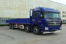 欧曼前四后八货车340马力18145吨