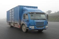 青島解放國五單橋廂式運輸車154-305馬力5-10噸(CA5160XXYPK2L5E5A80-3)