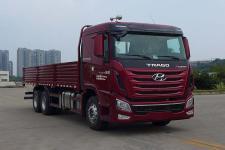 康恩迪国五后双桥,后八轮货车379马力13505吨(CHM1250KPQ61V)