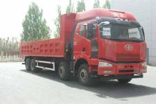 解放前四后八平头柴油自卸车国五394马力(CA3310P66K24L7T4AE5)