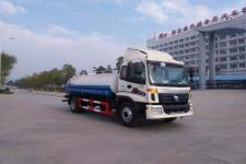 福田欧曼15方洒水车价格  13607286060(CLQ5161GPS5BJ绿化喷洒车)