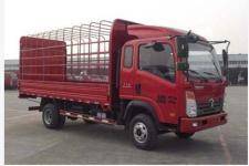 重汽王国五单桥仓栅式运输车116-218马力5吨以下(CDW5040CCYHA1R5)