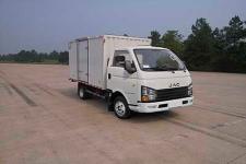 江淮康铃国五单桥厢式运输车109-178马力5吨以下(HFC5041XXYPV3K2C2V)