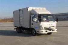 飞碟奥驰国五单桥厢式运输车116-231马力5吨以下(FD5043XXYW63K5-1)