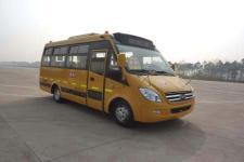 安凯牌HFF6661KX5型小学生专用校车图片